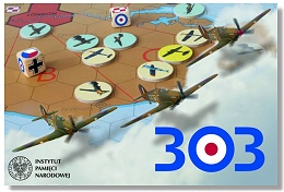 303 Squadron (Polish) RAF - Battle of Britain Game