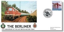 The Berliner - Commemorative Cover
