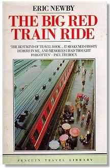 Big Red Train Ride - Eric Newby
