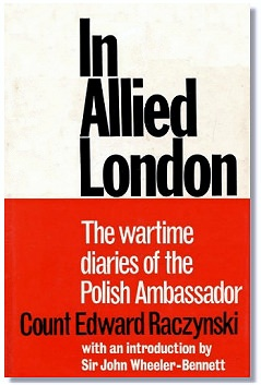 In Allied London - Edward Raczynski