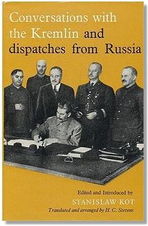 Conversations with the Kremlin - Stanislaw Kot