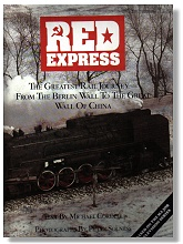 Red Express - Berlin Wall to Great Wall of China (Transsiberian Railway