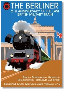 The Berliner - British Military Train