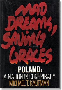 Mad Dreams, Saving Graces - Michael Kaufman