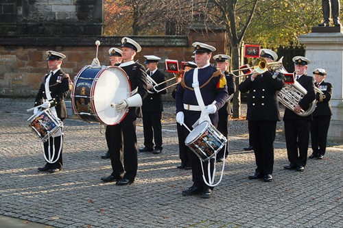 Royal Navy Band - Seafarers' Service, Glasgow Cathedral 2012