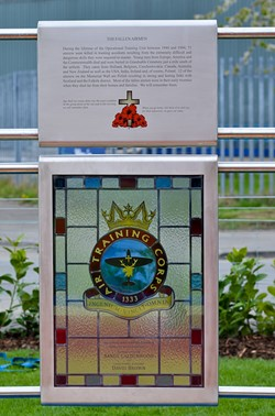 Air Training Corps 1333 - Stained Glass Grangemouth