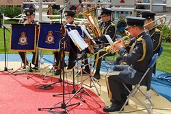 Brass Quintet, Central Band of the Royal Air Force - Spitfire Memorial Grangemouth