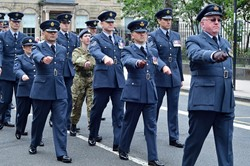 Royal Air Force - Armed Forces Day Glasgow 2013
