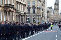 Armed Forces Day Parade Glasgow 2013