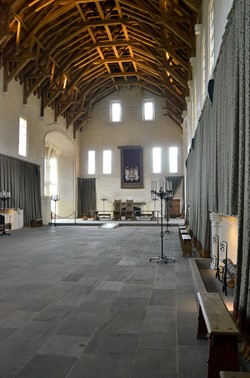 Great Hall - Stirling Castle, Scotland