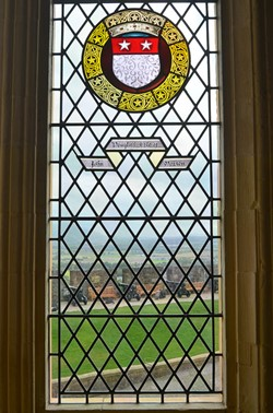 Great Hall Window - Stirling Castle, Scotland