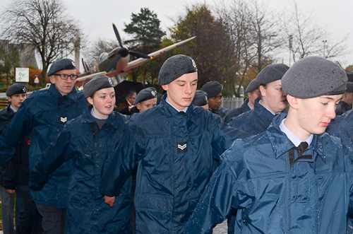 Air Cadets 1333 (Grangemouth Spitfire) Squadron