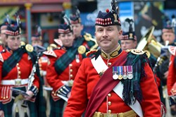 Tony Williams Director of Music - Band of the Royal Regiment of Scotland