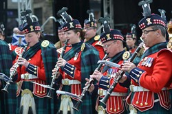 Clarinetists Band of the Royal Regiment of Scotland