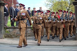 Duke of Lancaster's Regiment St Mary's Church Maryport