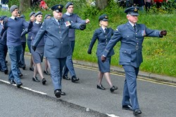 Air Training Corps - Armed Forces Day 2015 Stirling