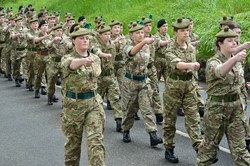 ACF - Armed Forces Day 2015 Stirling