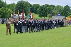 Military Parade - Armed Forces Day 2015 Stirling