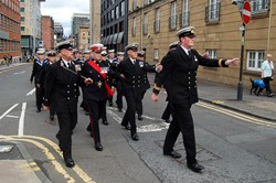 Royal Navy Armed Forces Day Glasgow 2016