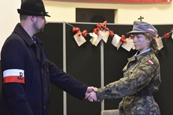 Grey Ranks Polish Scouts Edinburgh Concert 2016