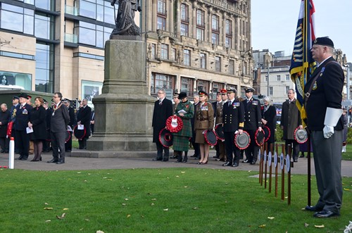Service of Dedication - Garden of Remembrance Edinburgh 2016