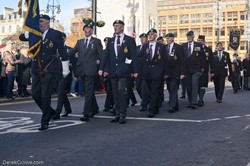 Royal Marines Veterans - Remembrance Sunday Glasgow 2019