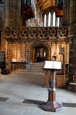 Nave, Glasgow Cathedral, Scotland