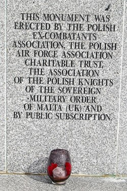 Polish Ex-Combatants Association - Polish Armed Forces Memorial