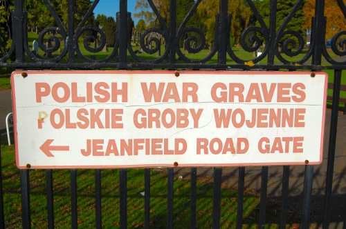 Polish War Graves - Perth, Scotland